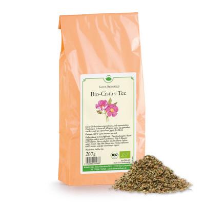308 BIO Brškin (Cistus Incanus) čaj 200 g