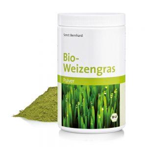 545 BIO pšenična trava v prahu 400 g
