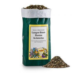 3 Zeliščni čaj za pljuča in kašelj 150 g