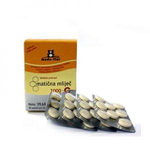 1-pastile-maticni-mlecek-1000+c-forte-32-pastil