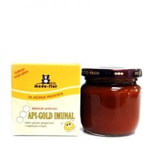 248 API-GOLD Imunal + vitamin C 250 g