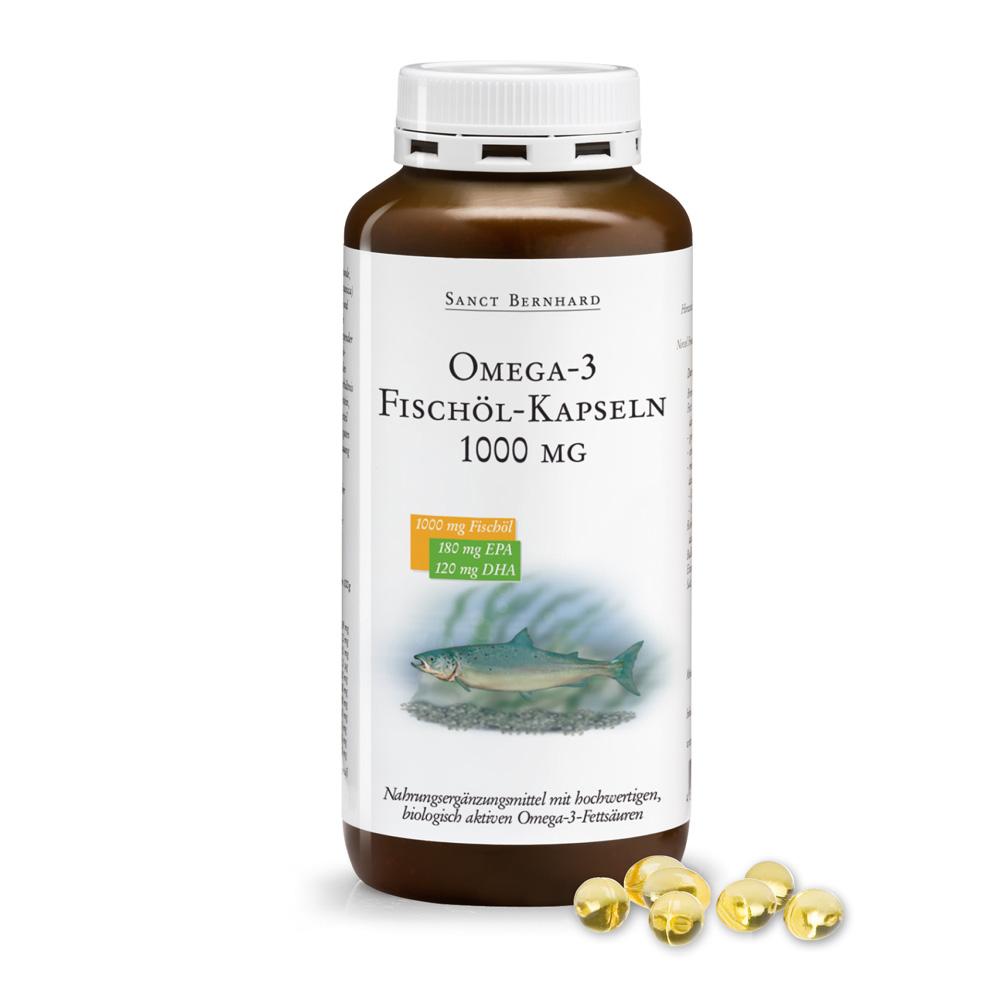 omega 3 olja